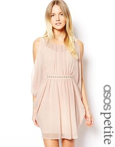 SS14 ASOS PETITE Exclusive Kaftan with Embellished Waist