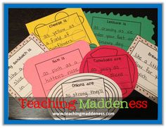Putting Pizzazz into Poetic Devices!  {Win This New Unit}