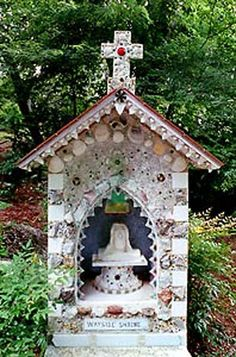 1000 Images About My Outdoor Shrine On Pinterest