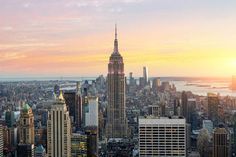 Check out the best tours and activities to experience Empire State Building. Don't miss out on great deals for things to do on your trip to New York City! Reserve your spot today and pay when you're ready for thousands of tours on Viator. Empire State Building, Empire State Of Mind, Manhattan Skyline, Nyc Skyline, The Rock, New York City Attractions, New York Travel Guide, Air And Space Museum, United States Travel