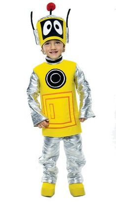 Yo Gabba Gabba Plex Deluxe Infant Toddler Costume Children adore the lovable cast of colorful characters on the hit television show, Yo Gabba Gabba. The Yo Gabba Gabba Plex Deluxe Halloween Kostüm, Spirit Halloween, Halloween Costumes For Kids, Robot Costumes, Costumes For Sale, Yo Gabba Gabba, Orange Hats, Toddler Costumes, Children Costumes