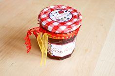 How to Make Homemade Jam Jar Labels