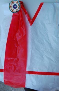 La Estrella de Gael: Disfraz de Romano con Bolsas de Basura. Viva el Carnaval!!