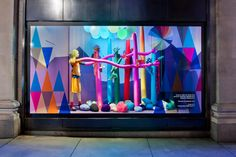 Selfridges Window Displays - info@studiograbdown.com