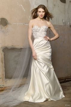 Wtoo Fall 2012 bridal collection