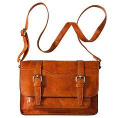 Mossimo Supply Co. Lady Satchel Handbag - Spice