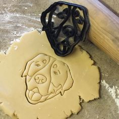 I'm SO EXCITED!!! We now offer custom cookie cutters of your favorite furry friend!!!