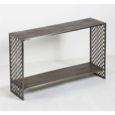 Interlude Home Lotus Console Table 138006