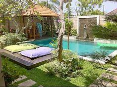 Villa in Seminyak met 3 Slaapkamers, plaats for 6 personen Vakantieverhuur in Seminyak van @homeaway! #vacation #rental #travel #homeaway