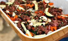 Argentijnse gehaktschotel Chimichurri, Meal Planner, Keto, Lunch, Meals, Van, Food, Meal, Eat Lunch