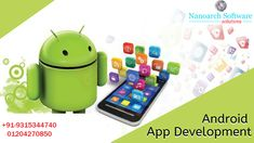 Are you looking to get an Android App for your business needs? The first thing that comes in mind is- How to create and Android app? Call us to get the app. Android Application Development, Mobile App Development Companies, Software Development, Apps Für Android, Management Software, Android Developer, Success, Game App, Geek Culture