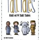 Tall Tales (Folktales) Unit