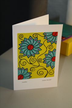 Quality Art Card - Sunshine JM005