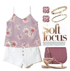 """""""Soft Colors 3802"""" by boxthoughts ❤ liked on Polyvore featuring Hollister Co., MICHAEL Michael Kors, Sole Society, John Lewis and boxthoughts"""