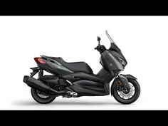 2018 New Yamaha X-MAX 125 revealed updated studios action with full specification by fax media - YouTube