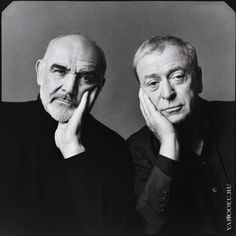 Sean Connery / Michael Caine