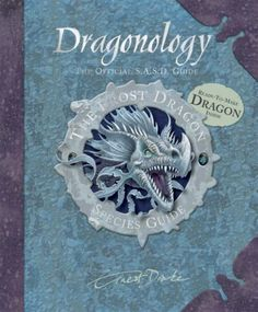 I have this book and i love it dragonology the complete book of dragonology the frost dragon book and model set tracking and taming dragons volume 2 ologies fandeluxe Gallery