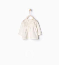 ZARA - SALE - Romantic top