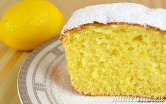 ТВОРОЖНЫЙ КЕКС С ЛИМОНОМ 250 г творога 200 г муки 170 г сахара 20 г масла (примерно 1 ст.л.) 3 яйца 1 лимон 11⁄2 ч.л. соды