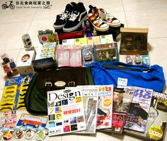 My shopping spree 血拼的战利品 by StreetFly JZ, via Flickr