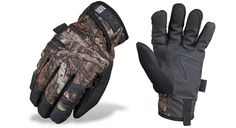 Mechanix Wear Mossy Oak Winter Armor Glove Durable Warmth: Double stitching in critical areas resists tearing. Rubberized Grip: Dual layer rubber panels on fingertips and partial palm provide better grip.