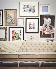 Framed! 18 Picture-Perfect Gallery Walls