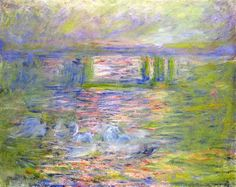 Charing Cross Bridge 2 - Claude Monet