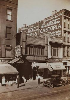 1932 East 59th Street....ust east of Third Avenue. No. 207 is a two-story frame building with a stucco front.