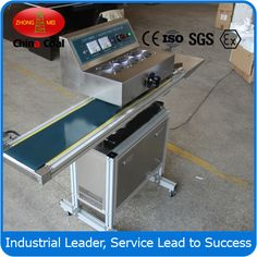 chinacoal03 LGYF-2000BX Stainless Steel Automatic Induction Sealing Machine Packaging Machinery Induction Sealer  LGYF-2000BX induction heat sealing machine,  induction sealer  ,  automatic induction sealing machine     Machine Description:     The LGYF-induction sealer utilizes electro magnetic induction principle to produce instant high heat to melt aluminum foil. Then it adheres to the bung hole, reaching the aim of wet-proof, leakage-proof, mildew-proof and extending preservation…
