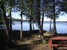 Wild Goose Lake Campground at Geraldton, Ontario, Canada - Passport America Discount Camping Club