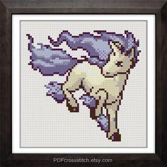 0048 Horse PDF Cross Stitch pattern by PDFcrossstitch