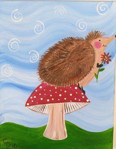 Hedgehog Projects For Kids, Art Projects, Arts Integration, Big Little, Kids Events, Our Kids, Hedgehog, Disney Princess, Disney Characters