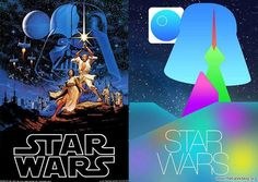 #apple #ios7 #funny #starwars #remake