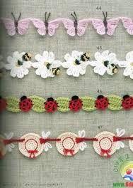 crochet bee diagram - Google Search