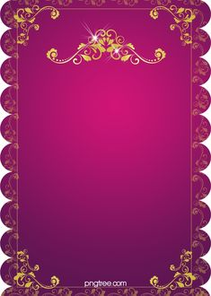 Wedding Invitation Vector Background Material – About Wedding Dresses