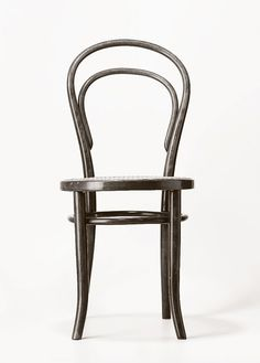 Thonet chair #14. Overdone? I think not.
