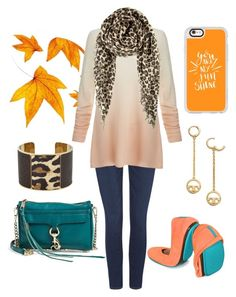 """""""Untitled #128"""" by sara-elizabeth-leonard on Polyvore featuring Paige Denim, Joie, Casetify, Chan Luu, Tory Burch, Rebecca Minkoff and Aspinal of London"""