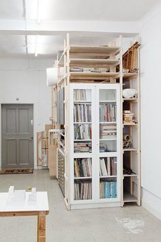 Studio Storage Ikea Galant Cabinet One Day A Studio