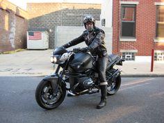 BMW R 1150 Rockster Black