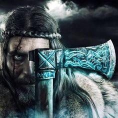 Celtic/Viking Warrior