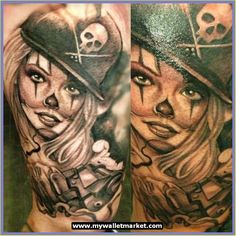 Awesome Tattoos Designs Ideas for Men and Women: Amazing Black ...