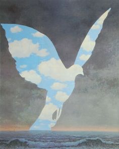 Untitled by René Magritte on Curiator - http://crtr.co/6b1.p