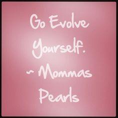 Evolutionary Pearl