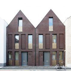 Casas Zeeuws / Pasel.Kuenzel Architects