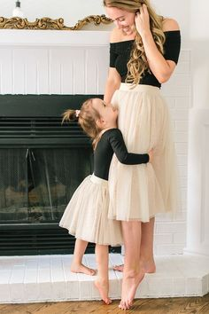 47 Adorable Mothers and Daughters Matching Outfit Ideas – Page 8 – Stylish Bunny