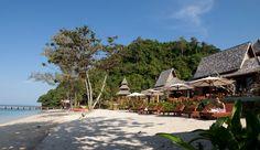 Santhiya Resort & Spa, Kho Phangan, Thailande - Magnifique ile, hotel retiré et reposant. Villa avec piscine privée.  Décembre 2011.