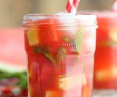 Watermelon Pineapple Lemonade