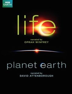 With David Attenborough, Sigourney Weaver, Huw Cordey, Doug Allen. Emmy Award-winning, 11 episodes, 5 years in the making, the most expensive nature documentary series ever commissioned by the BBC, and the first to be filmed in high definition.