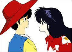 kimagure orange road - the hat that started it all.
