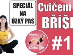 1. Cvičení na břicho | DancaVideo.cz 1, Exercise, Ejercicio, Excercise, Work Outs, Workout, Sport, Exercises, Workouts